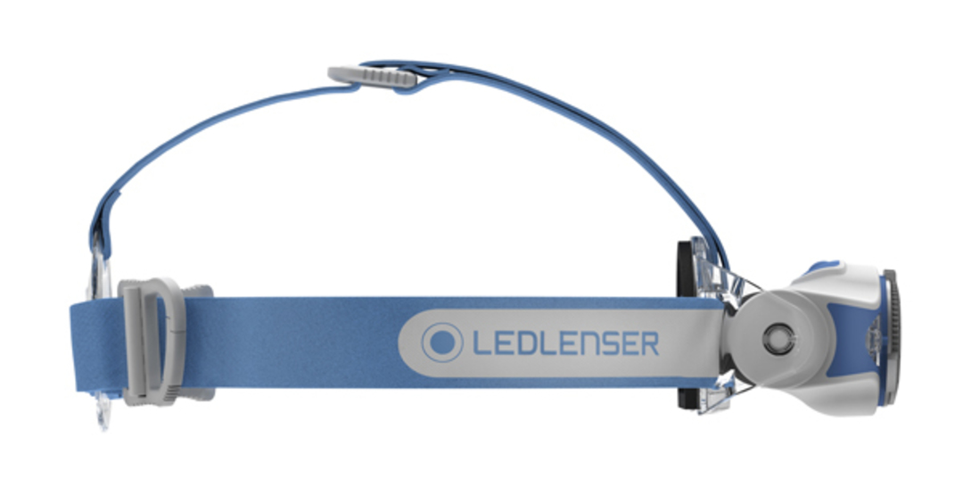 Led Lenser Rechargeable MH11 Headlamp 1000 lumens - Blue image 1
