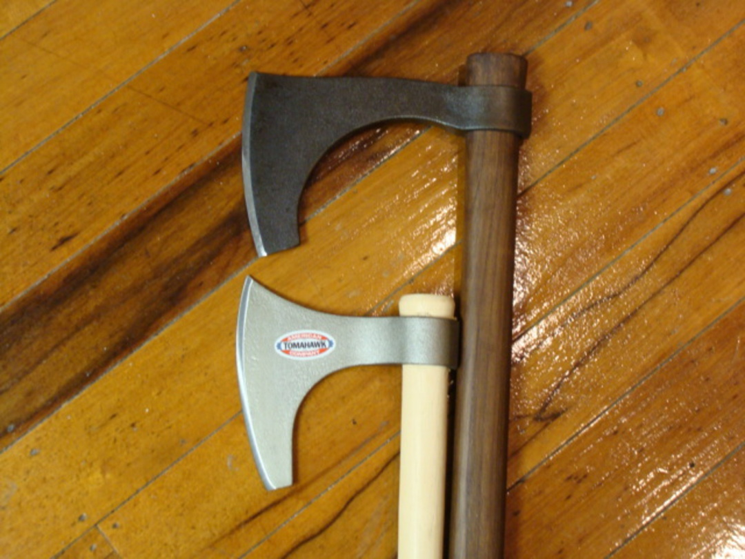 Hanwei Viking Bearded Axe, Antiqued - XH1073N image 3