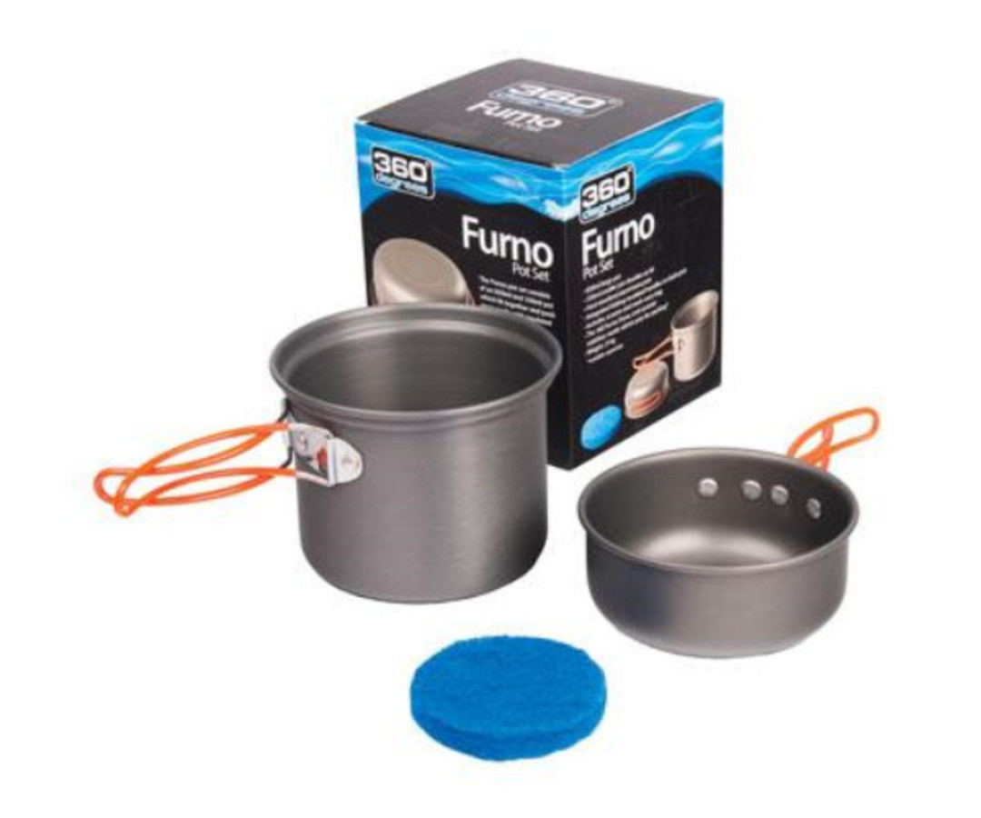 360 Degrees Furno Pot Set image 0