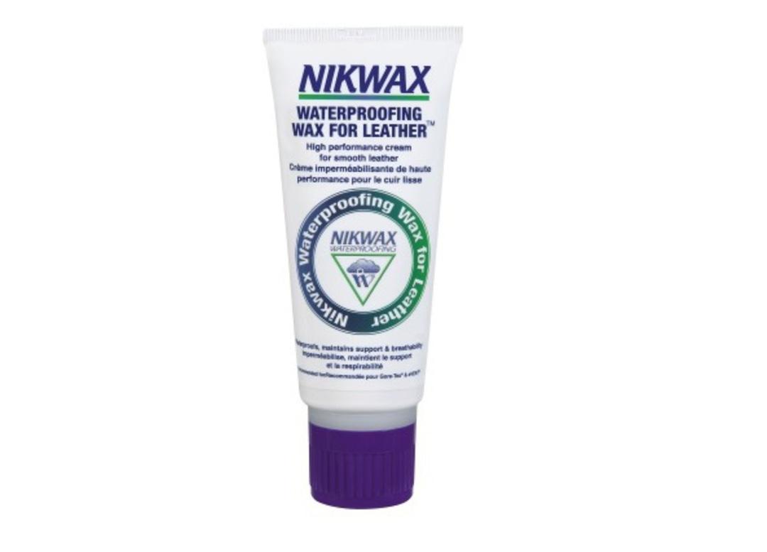 Nikwax Waterproof Wax for Leather 100ml image 0