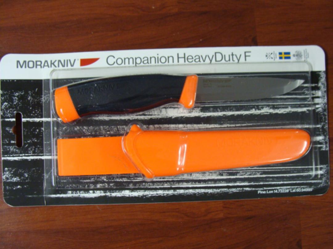 Mora Companion Heavy Duty F image 0