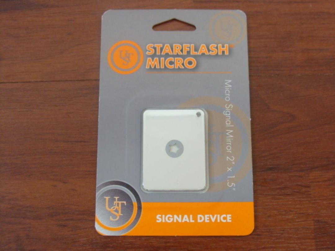 Ultimate Survival StarFlash™ Micro Mirror image 0