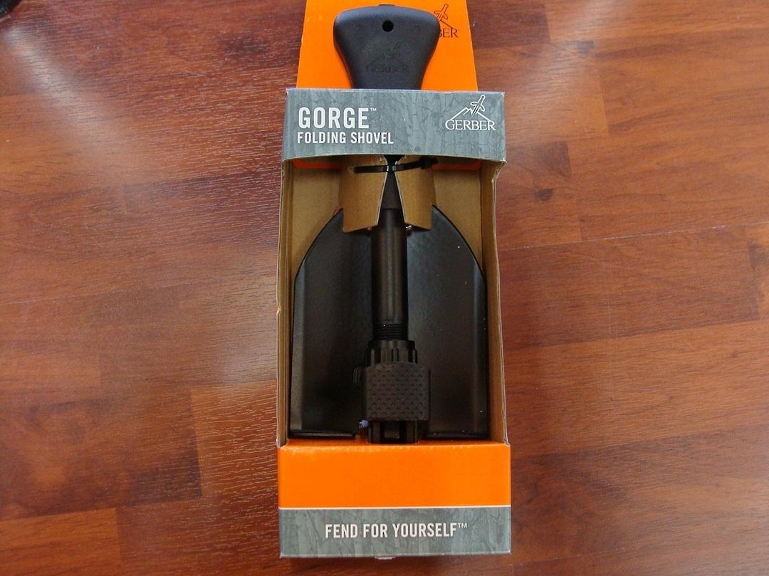 Gerber Gorge Folding Shovel image 0