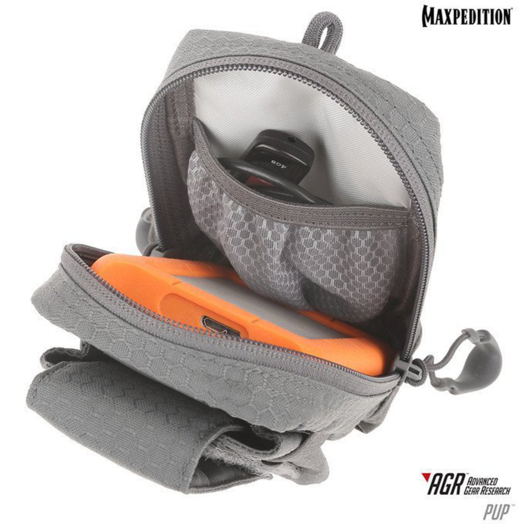 Maxpedition PUP PHONE UTILITY POUCH~ black image 7