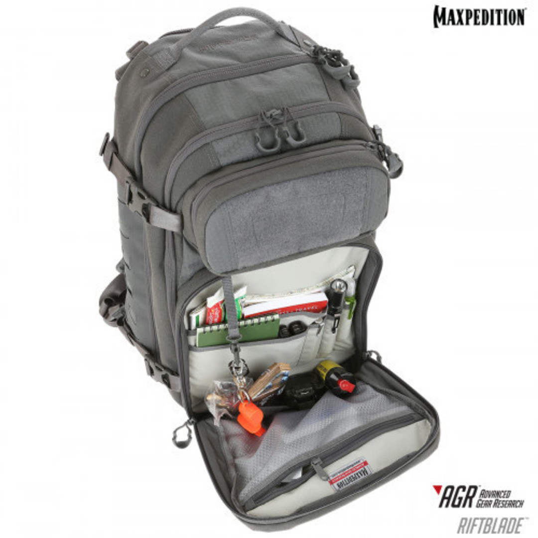 Maxpedition Riftblade AGR Advanced Gear Research CCW-Enabled Backpack 30L image 4