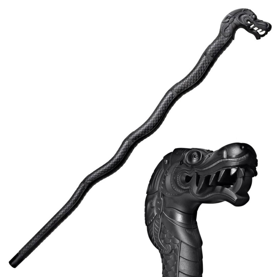 Cold Steel Dragon Walking Stick image 0