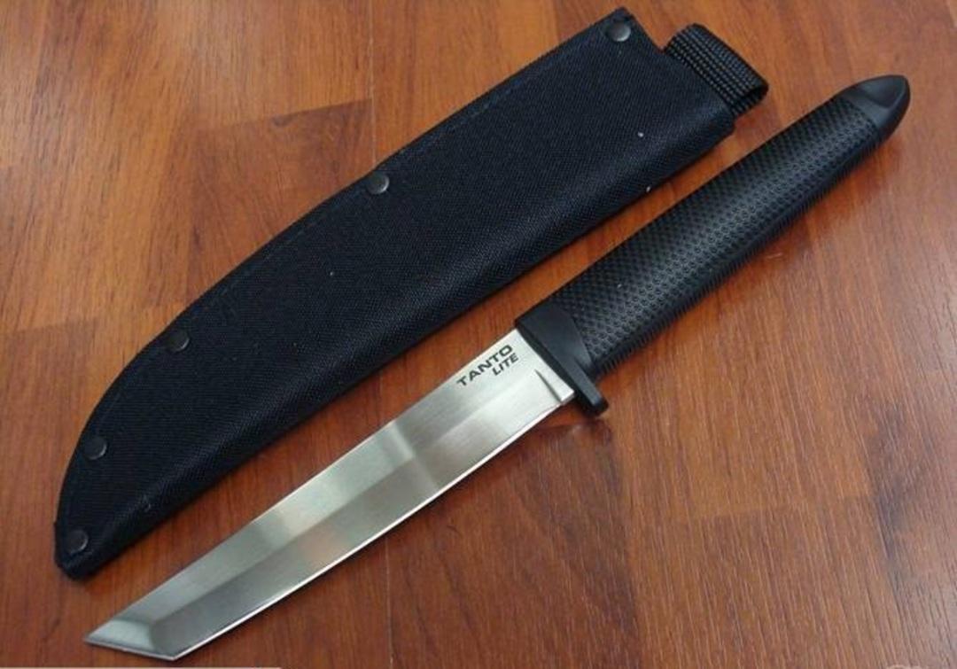COLD STEEL Tanto Lite Knife image 0