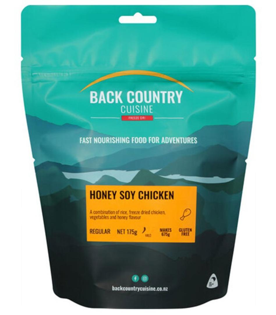 Back Country Cuisine Honey Soy Chicken REGULAR image 0