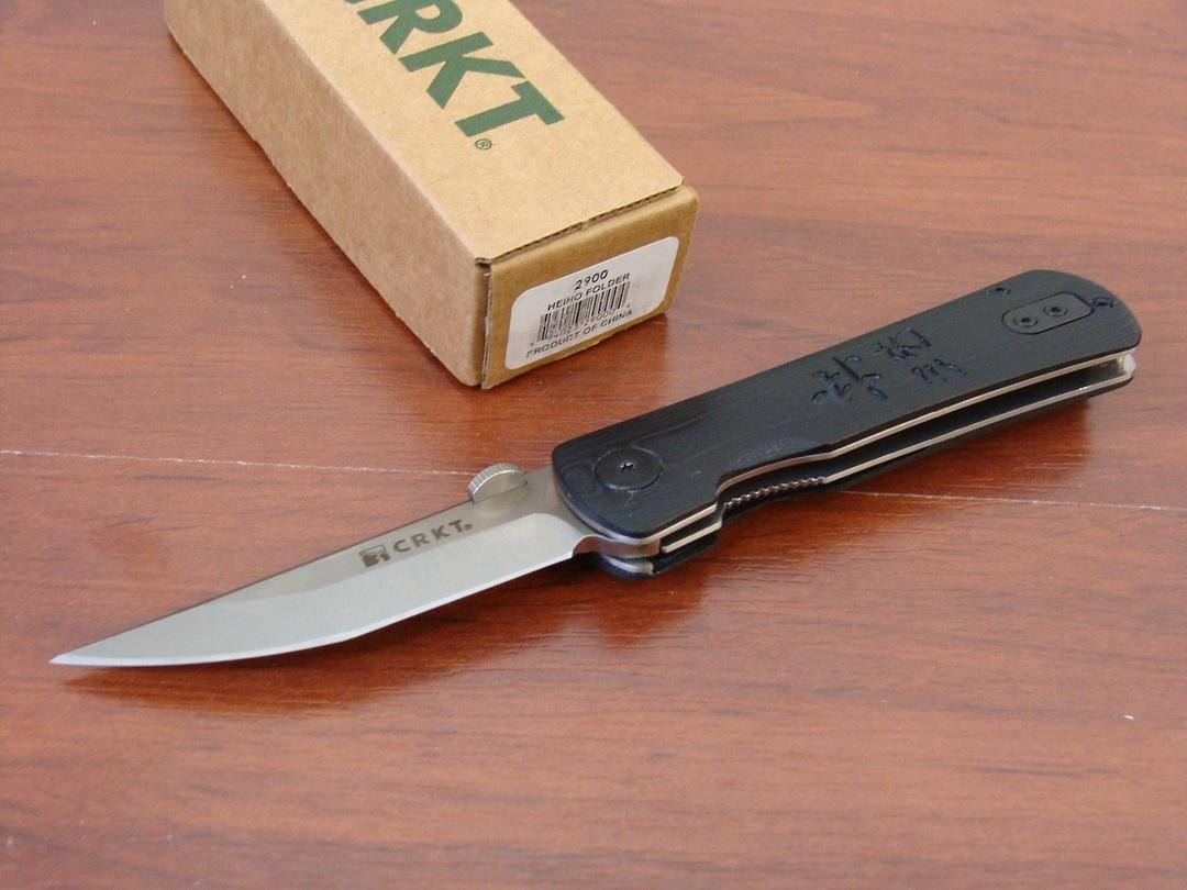 CRKT Heiho A/O Folding Knife image 0