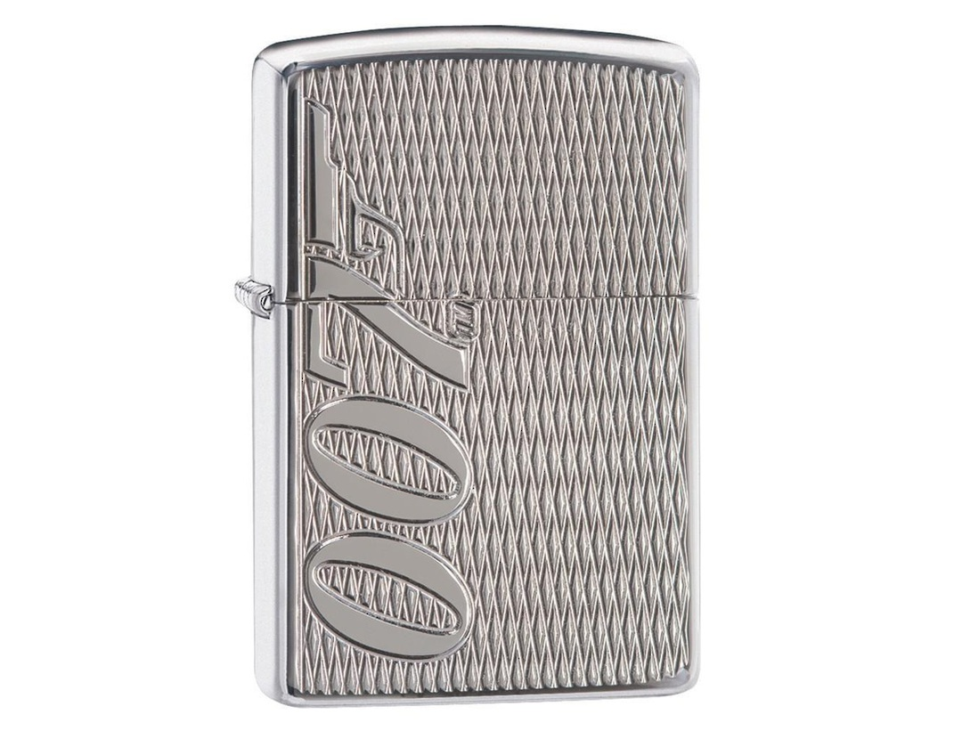 ZIPPO James Bond 007™ Lighter 29550 image 0