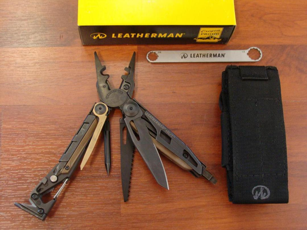Leatherman MUT EOD Multi-Tool - Molle Sheath image 0
