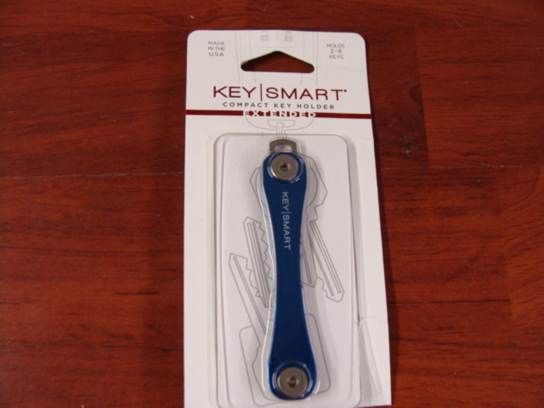 KeySmart 2 Extended Blue image 0