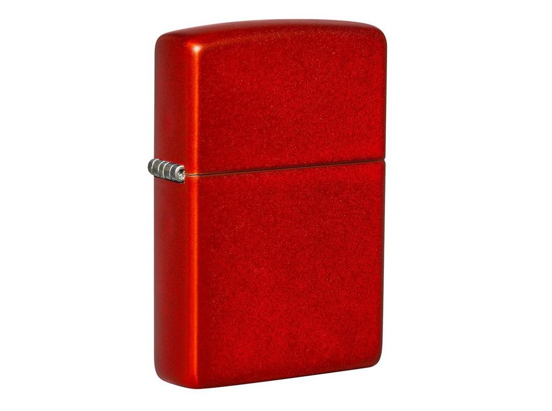 Zippo Classic Metallic Red image 0