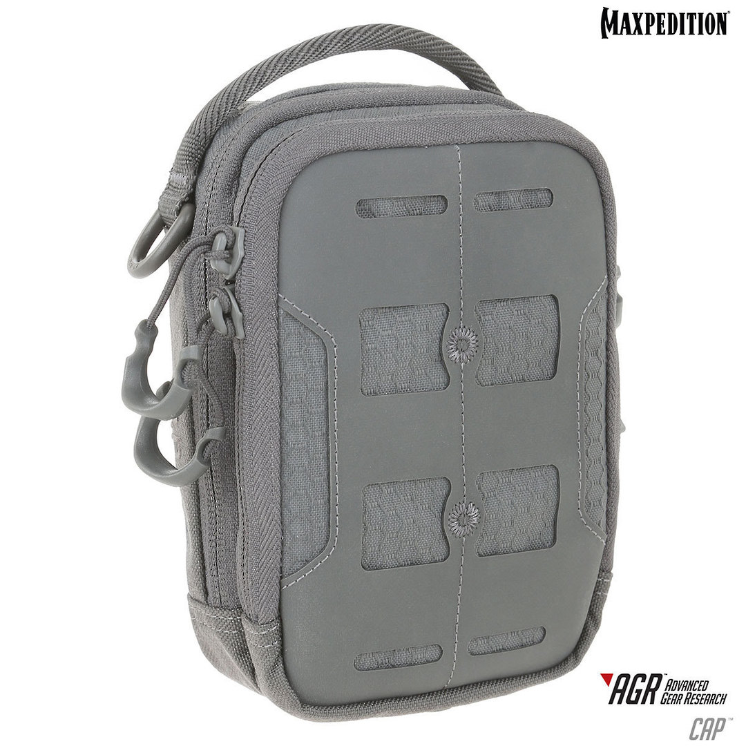 Maxpedition CAP™ Compact Admin Pouch~ black image 2