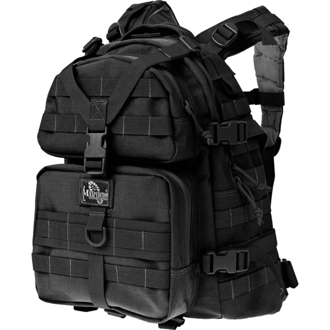 Maxpedition Condor II Backpack - Black image 0
