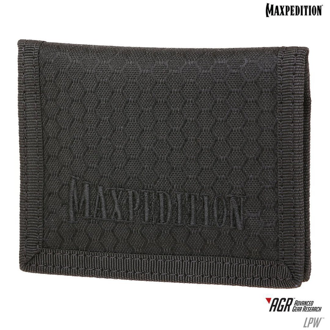 Maxpedition ARG LPW Low Profile Wallet - Black image 0