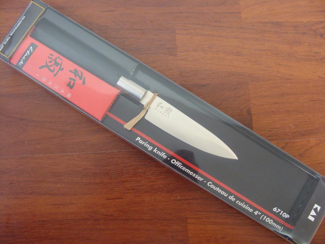 Kershaw Wasabi Japanese Paring Knife image 0