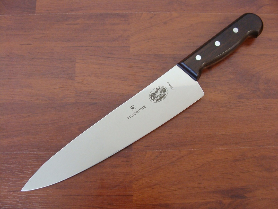 Victorinox Chef knife 25cm Rosewood image 0