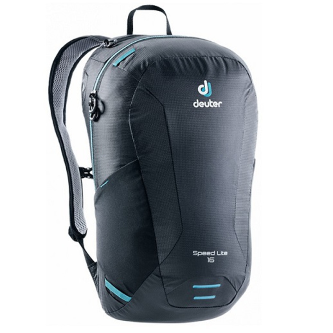 DEUTER SPEED LITE 16 BACKPACK - BLACK image 0