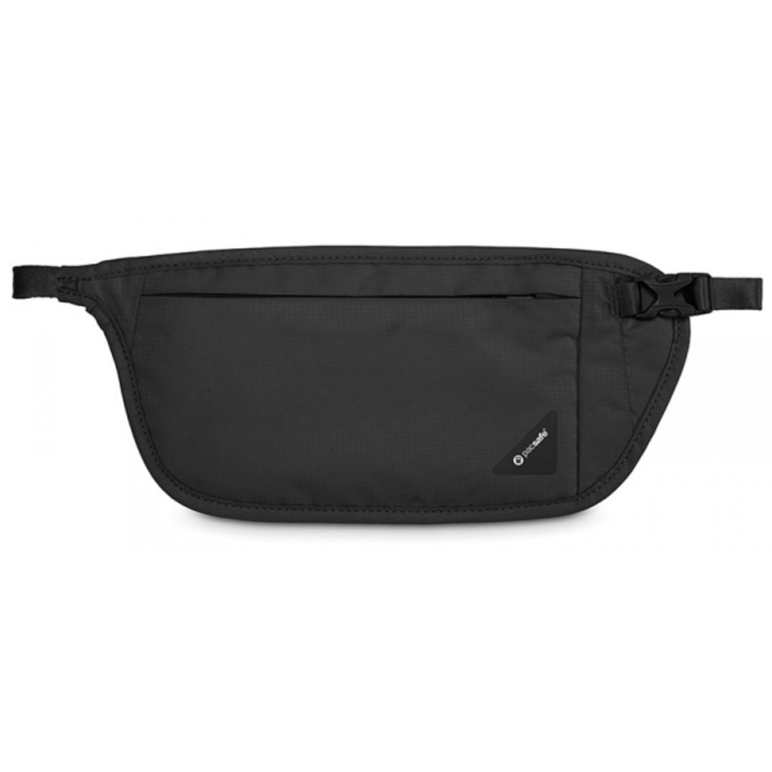 Pacsafe Coversafe V100 - RFID blocking waist wallet Black image 0