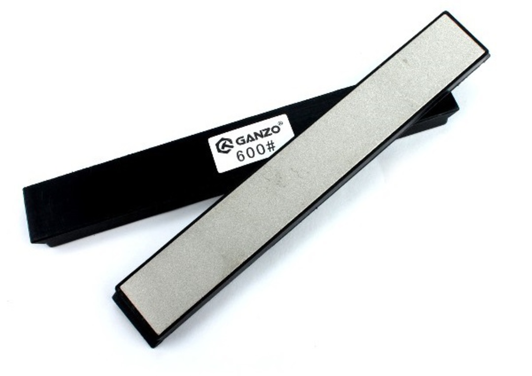 GANZO DIAMOND SHARPENING STONE 600 GRIT image 0