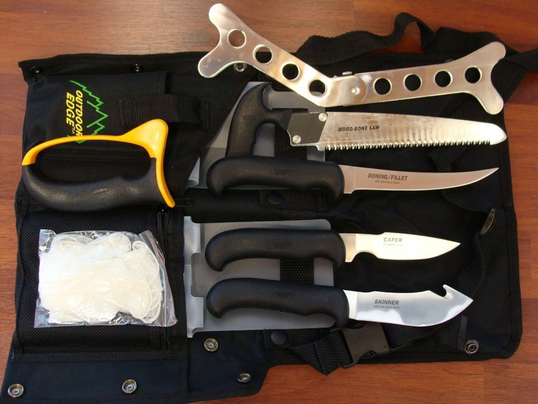 Outdoor Edge Butcher - Lite Hunting Set image 0