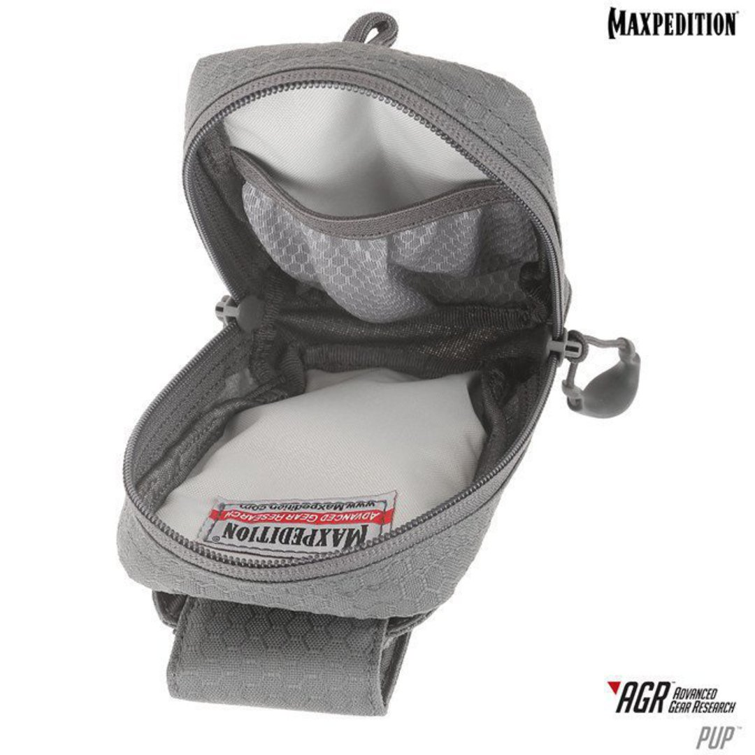 Maxpedition PUP PHONE UTILITY POUCH~ black image 3