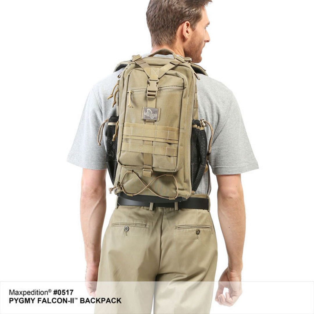 Maxpedition Pgymy Falcon II Backpack - Black image 6