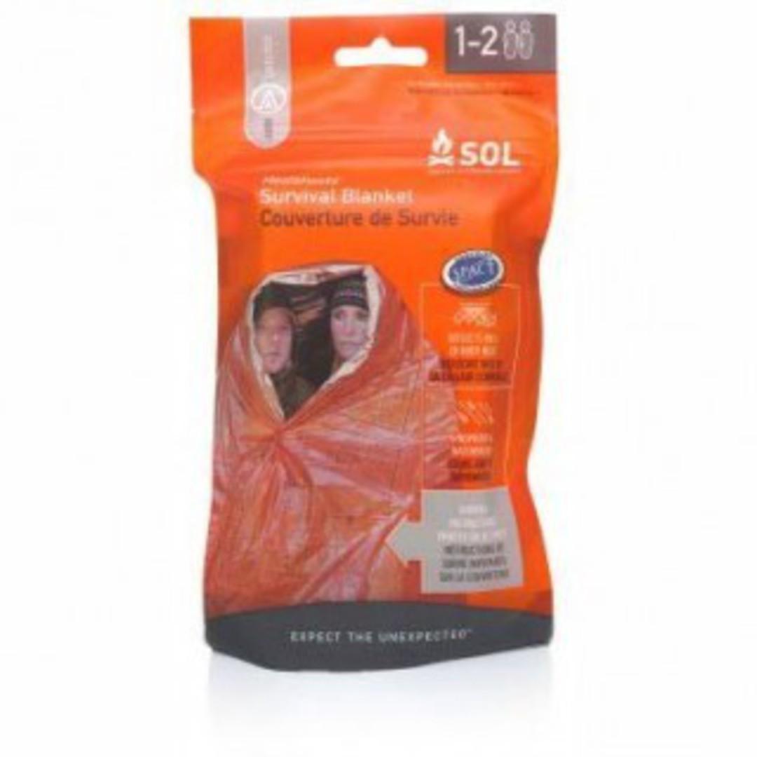 Adventure Medical Kit Heatsheets Survival Blanket image 0