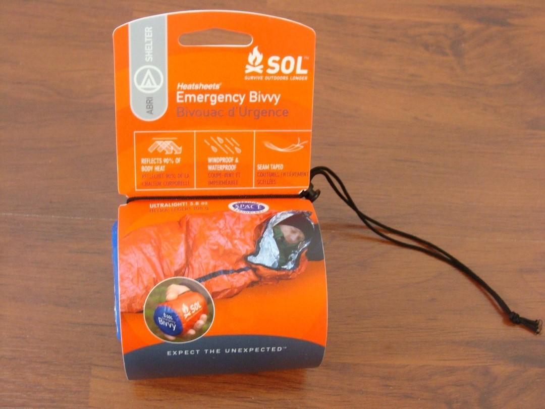Adventure Medical Kits SOL Emergency Bivvy image 0