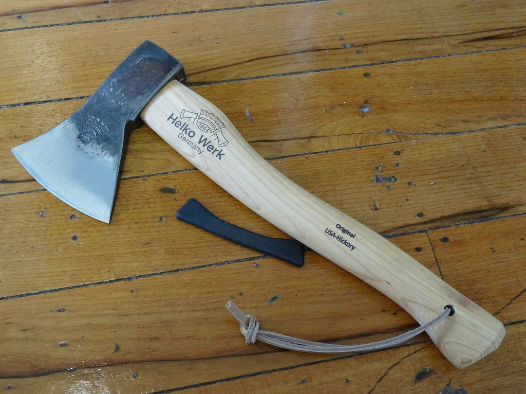 HELKO Traditional Line Black Forest Hatchet 11326 image 0