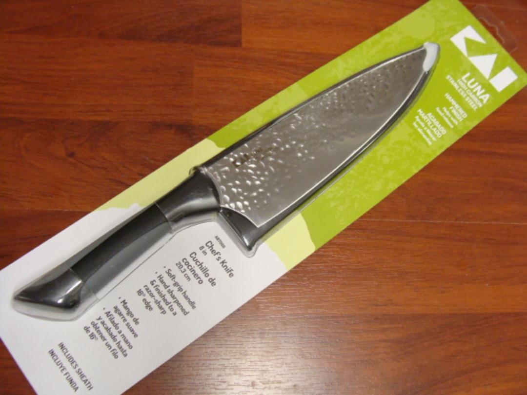 "Kershaw Luna Chef knife 8"" Knife image 0"