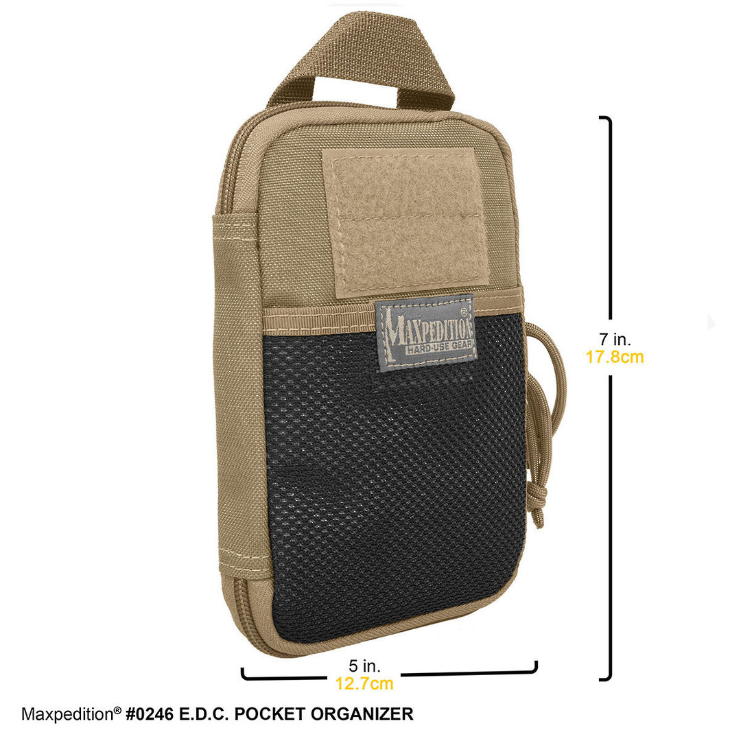 Maxpedition E.D.C Pocket Organizer ~ 3 Colours image 3