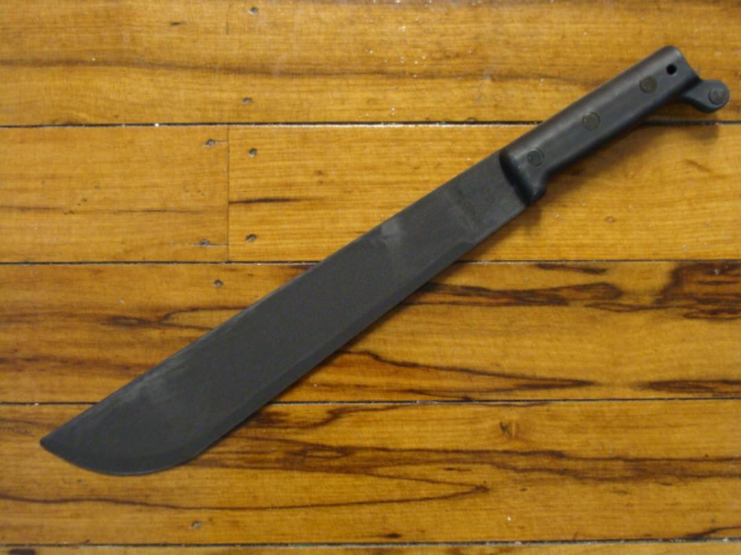 "Ontario 12"" Traditional Cutlass Machete image 0"