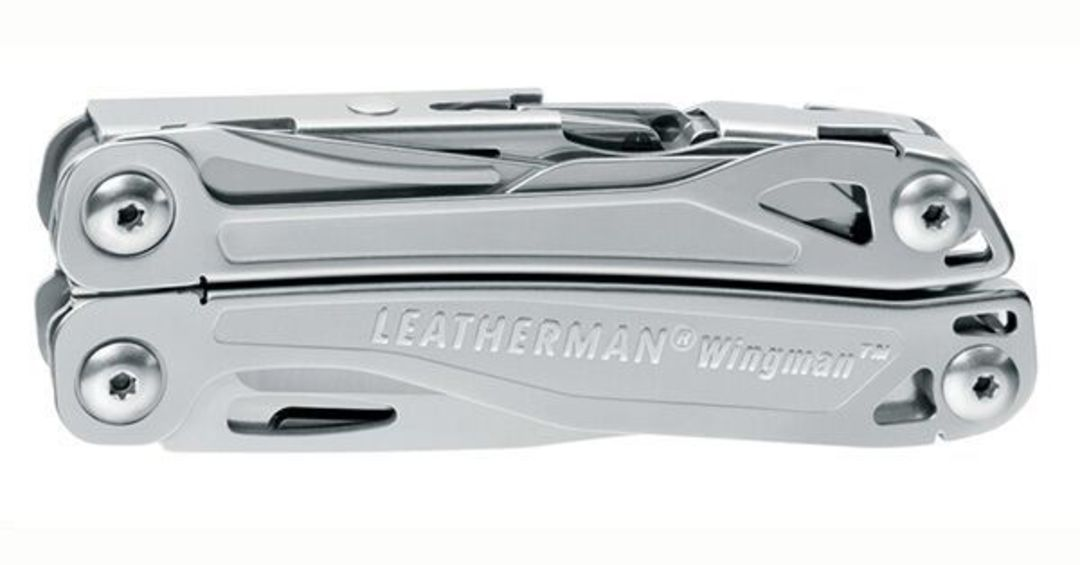 Leatherman Wingman Multi-Tool w/ sheath image 1
