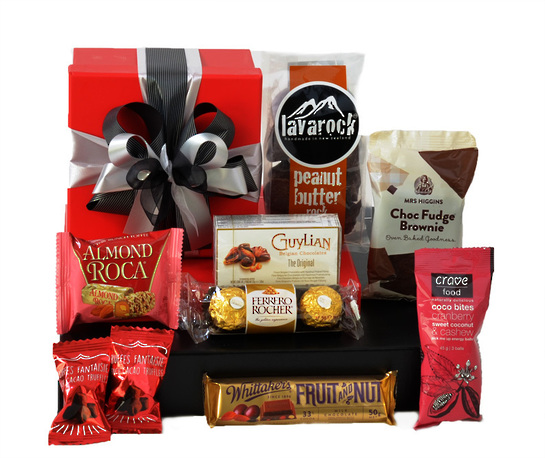 Chocolate Treats Gift Box image 0