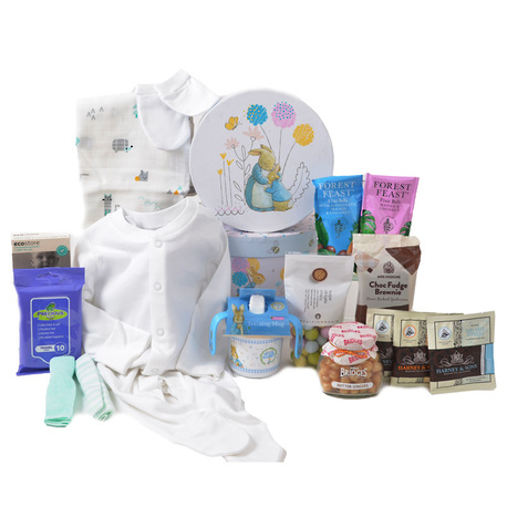 Welcome Baby Gift Tower image 0