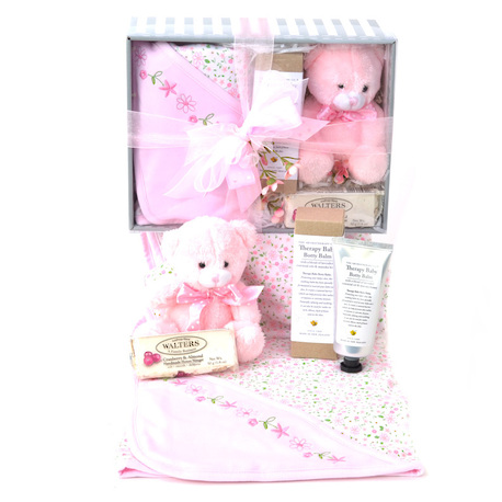 Pretty Pink Baby Gift image 1