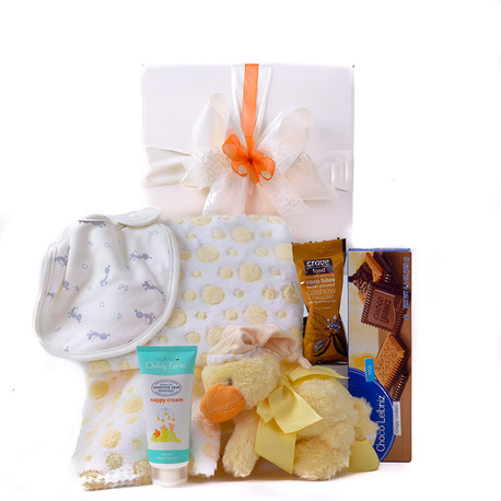 Ducky Dreams Baby Gift Box image 1