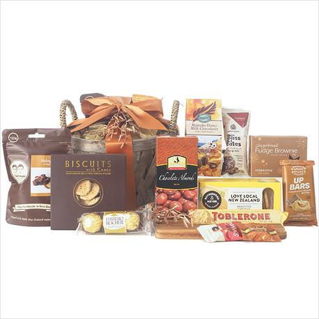 Tempting Treats Gift Basket image 1