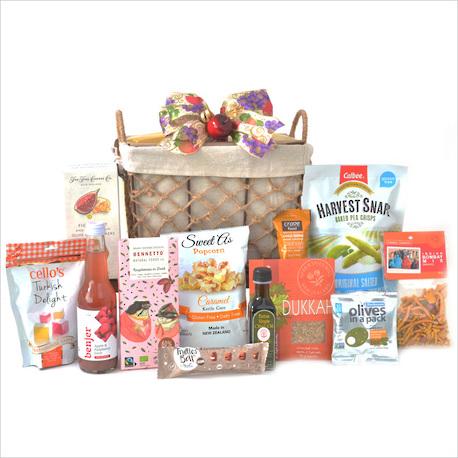 Vegan's Delight Gift Basket image 1