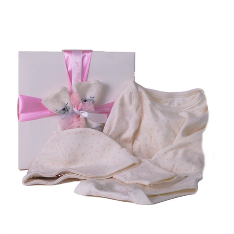 Tiny Toes Baby Gift - Pink image 0