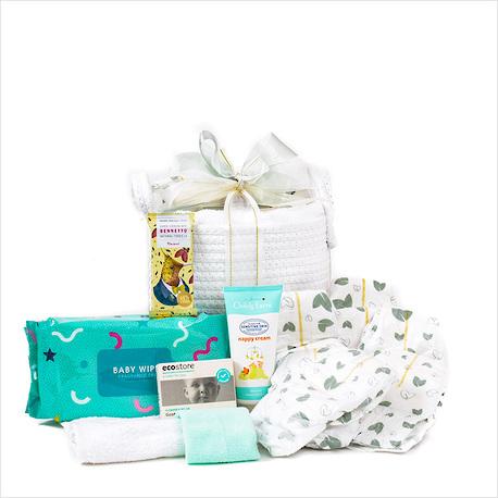 Nursery Essentials Gift Basket image 0