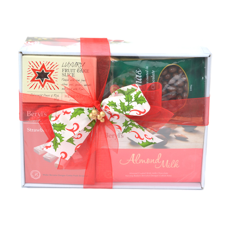 Happy Holidays Gift Box image 0