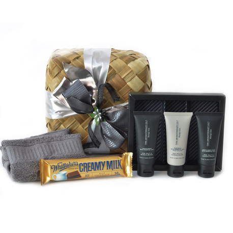 Travel Essentials Gift Basket image 1