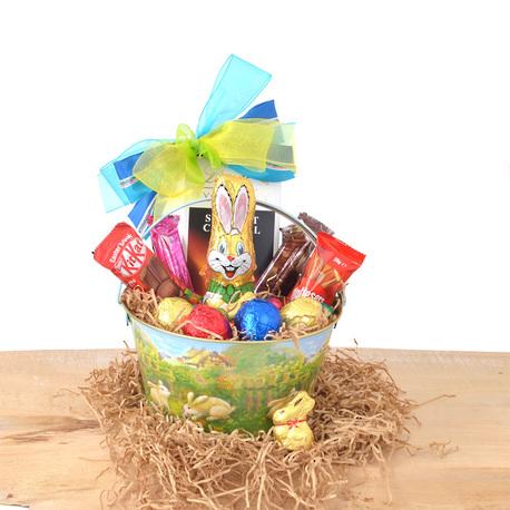 Let The Hunt Begin Easter Bucket image 0