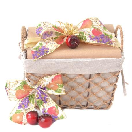 Vegan's Delight Gift Basket image 0