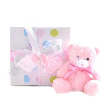 Hello Baby Girl Gift Box image 0