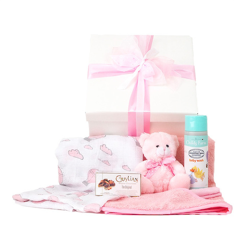 Little Wraps Baby Girl Gift image 0