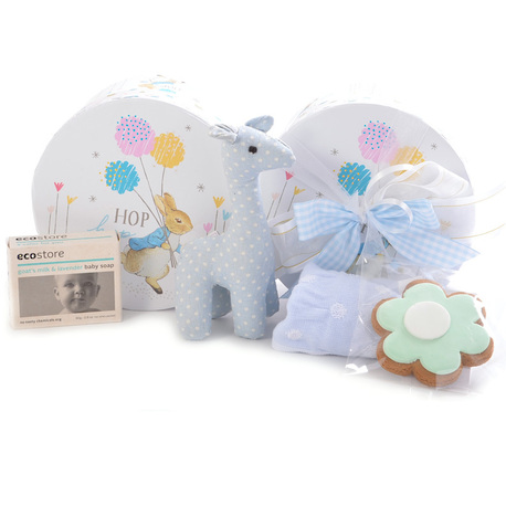Hush Little Baby Boy Gift Box image 1